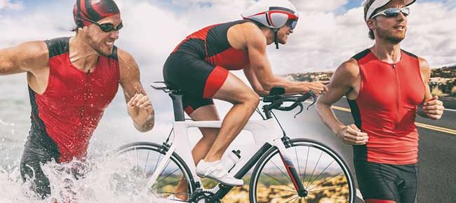 Triathlon beginners guide to training